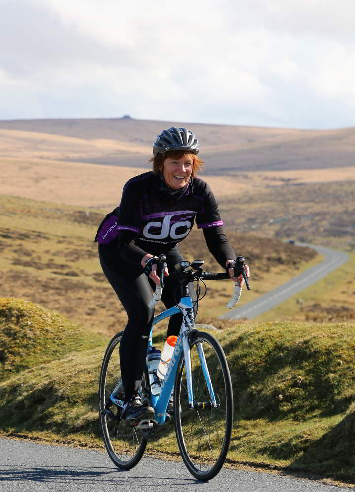 Cycling on Dartmoor