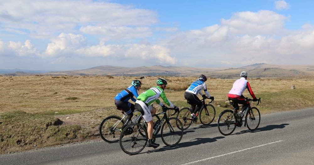 Cycling Dartmoor